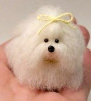 felted-dog
